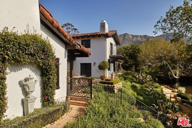 660 El Bosque Road, Santa Barbara, CA 93108 (#19455754) :: Golden Palm Properties