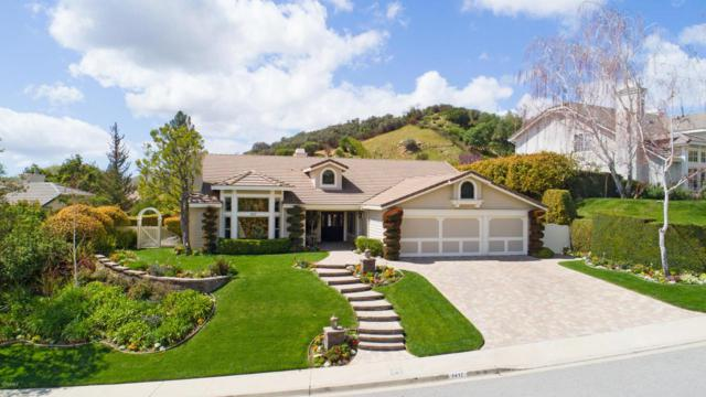 1417 Forest Knoll Drive, Oak Park, CA 91377 (#219004503) :: Lydia Gable Realty Group