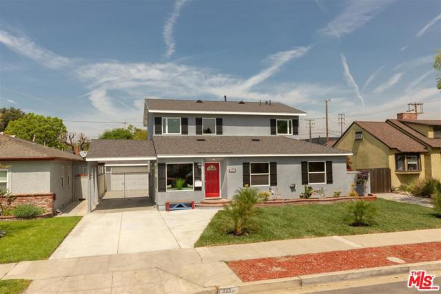 321 W Elm Avenue, Burbank, CA 91506 (#19456410) :: Golden Palm Properties