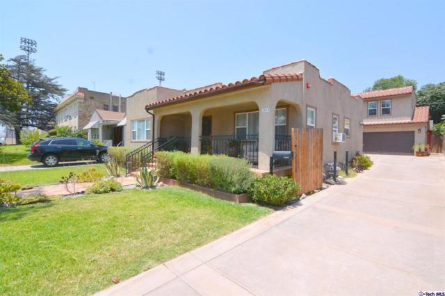 1515 Orange Grove Avenue, Glendale, CA 91205 (#319001509) :: Golden Palm Properties