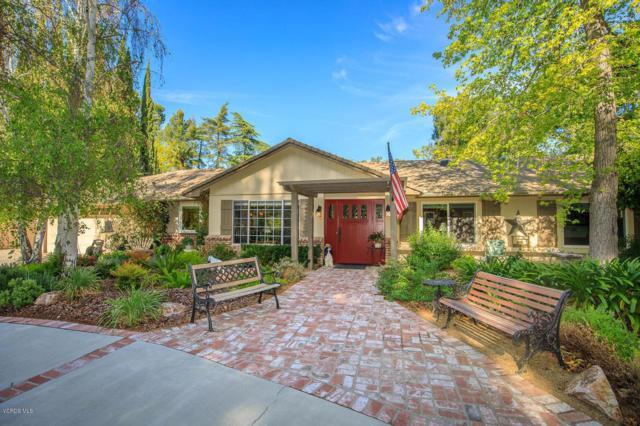 1074 Jeannette Avenue, Thousand Oaks, CA 91362 (#219004537) :: Golden Palm Properties