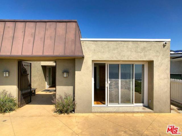 18325 Coastline Drive, Malibu, CA 90265 (#19456312) :: Golden Palm Properties