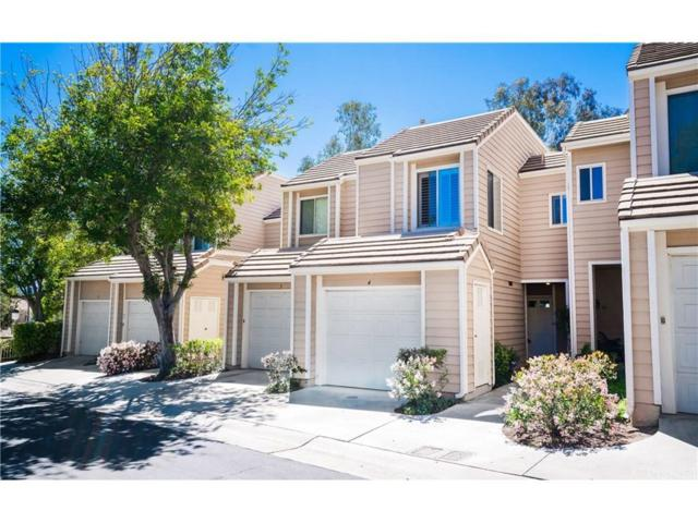 24520 Mcbean #4, Valencia, CA 91355 (#SR19085353) :: Golden Palm Properties