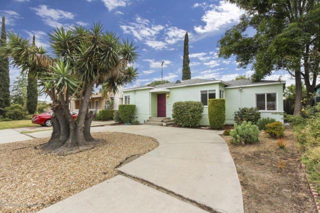 5821 Satsuma Avenue, North Hollywood, CA 91601 (#819001727) :: Golden Palm Properties