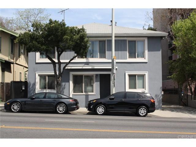 1224 N Fairfax Avenue, West Hollywood, CA 90046 (#SR19088421) :: Golden Palm Properties