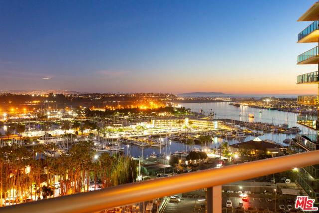 13700 Marina Pointe Drive #1629, Marina Del Rey, CA 90292 (#19453460) :: Golden Palm Properties