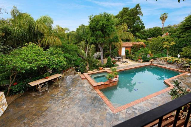 785 Charlotte Lane, Santa Barbara, CA 93105 (#219004565) :: Golden Palm Properties