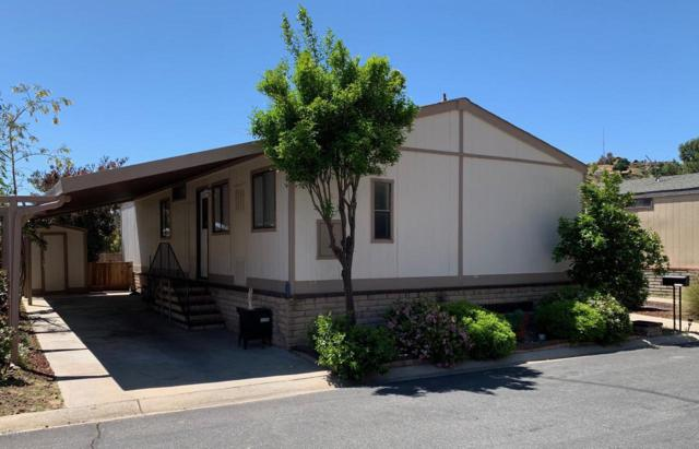 24425 Woolsey Canyon Road #192, Canoga Park, CA 91304 (#219004568) :: The Agency