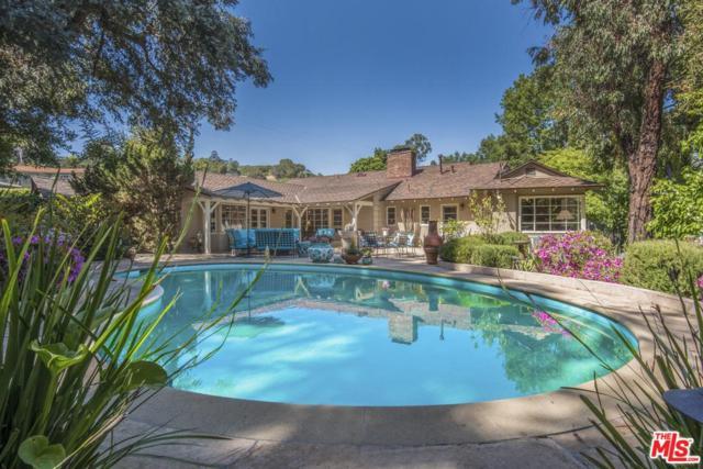 3688 Wrightwood Drive, Studio City, CA 91604 (#19455420) :: Golden Palm Properties