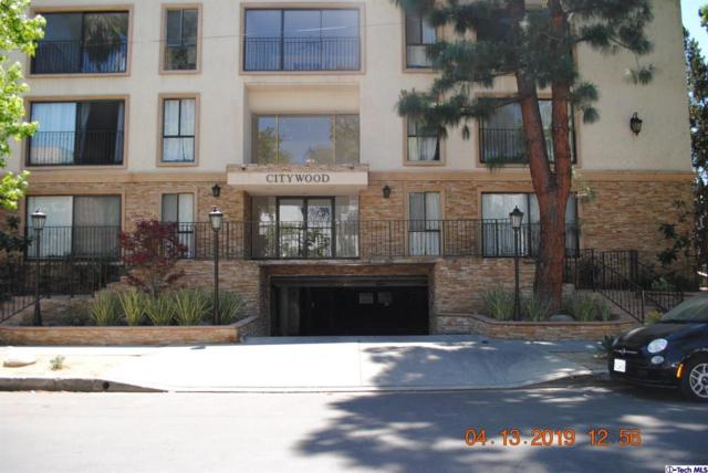 15344 Weddington Street #113, Sherman Oaks, CA 91411 (#319001574) :: TruLine Realty