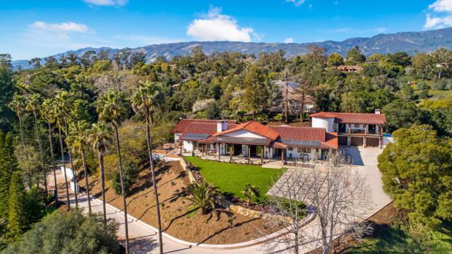 956 Via Fruteria, Santa Barbara, CA 93110 (#219004628) :: Golden Palm Properties