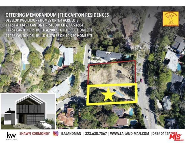 11464 Canton Drive, Studio City, CA 91604 (#19453426) :: Paris and Connor MacIvor