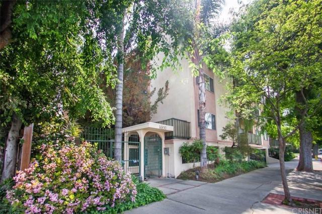 14850 Hesby Street #202, Sherman Oaks, CA 91403 (#SR19090440) :: Golden Palm Properties