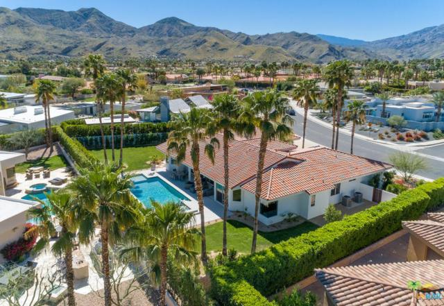 780 E Bogert Trails, Palm Springs, CA 92264 (#19450028PS) :: The Fineman Suarez Team