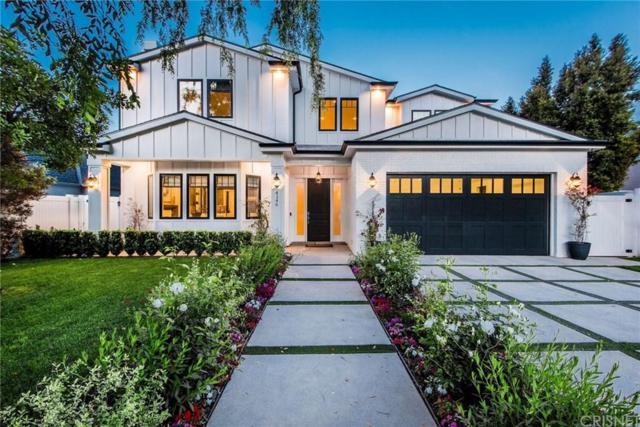 4146 Allott Avenue, Sherman Oaks, CA 91423 (#SR19086028) :: Golden Palm Properties