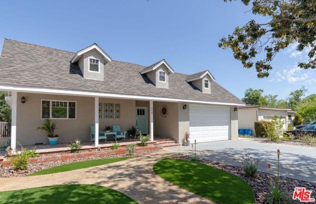 808 N Pass Avenue, Burbank, CA 91505 (#19457554) :: Golden Palm Properties