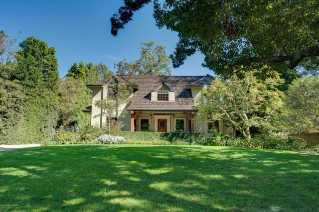 1722 Milan Avenue, South Pasadena, CA 91030 (#819001770) :: The Parsons Team