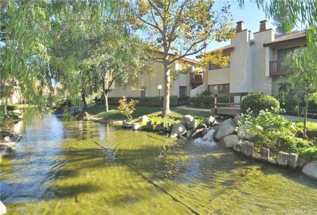 21555 Burbank Boulevard #74, Woodland Hills, CA 91367 (#SR19090648) :: Golden Palm Properties