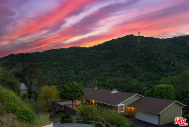 3916 Mandeville Canyon Road, Los Angeles (City), CA 90049 (#19455522) :: Golden Palm Properties