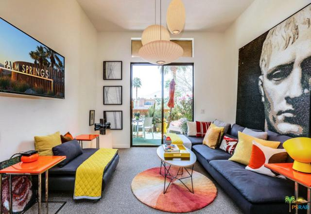 930 E Palm Canyon Drive #202, Palm Springs, CA 92264 (#19452346PS) :: The Agency
