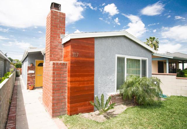 1117 N Buena Vista Street, Burbank, CA 91505 (#819001777) :: DSCVR Properties - Keller Williams