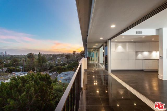 818 N Doheny Drive #708, West Hollywood, CA 90069 (#19456142) :: Golden Palm Properties