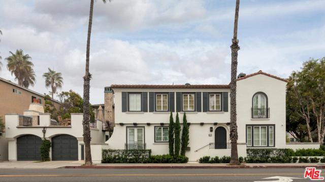 127 Hollister Avenue, Santa Monica, CA 90405 (#19456890) :: Golden Palm Properties