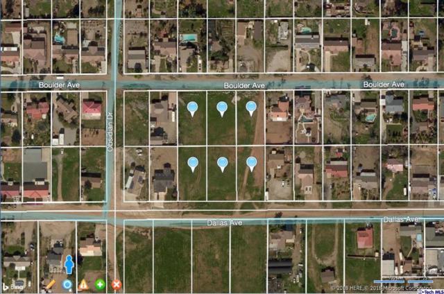 0 Dallas, Riverside (City), CA 92508 (#319001543) :: The Agency