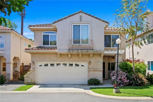 9066 Hayvenhurst Avenue #102, North Hills, CA 91343 (#SR19090768) :: DSCVR Properties - Keller Williams
