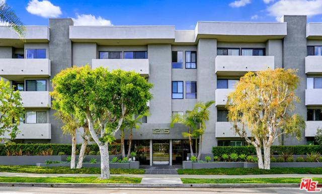 12115 San Vicente #106, Los Angeles (City), CA 90049 (#19457620) :: Golden Palm Properties