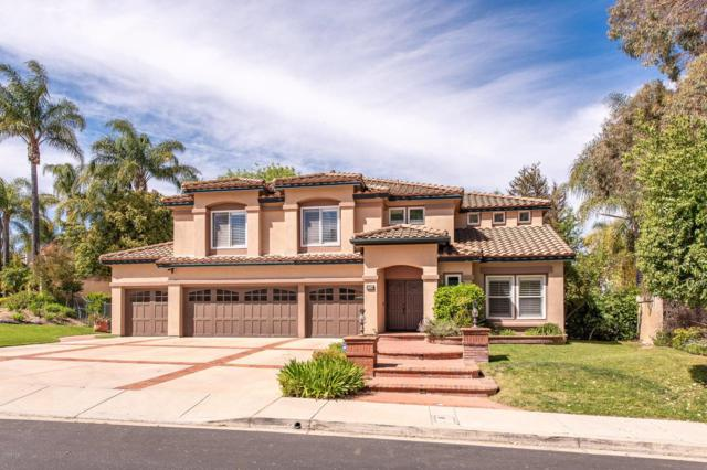 197 Heath Meadow Place, Simi Valley, CA 93065 (#219004667) :: Paris and Connor MacIvor