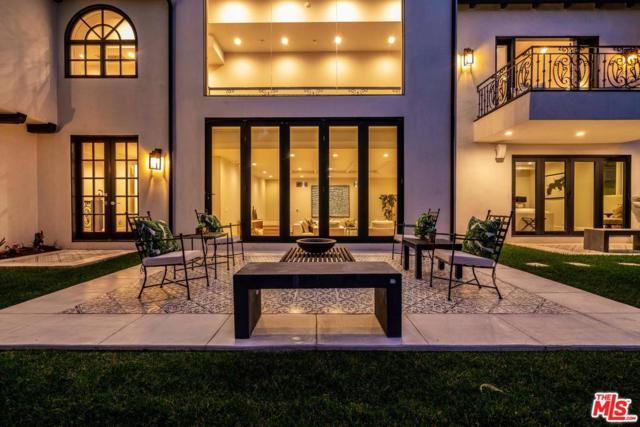 616 N Arden Drive, Beverly Hills, CA 90210 (#19457508) :: Golden Palm Properties