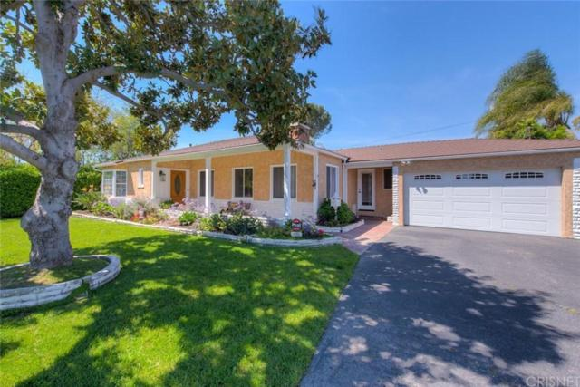 5117 Strohm Avenue, Toluca Lake, CA 91601 (#SR19088977) :: Golden Palm Properties