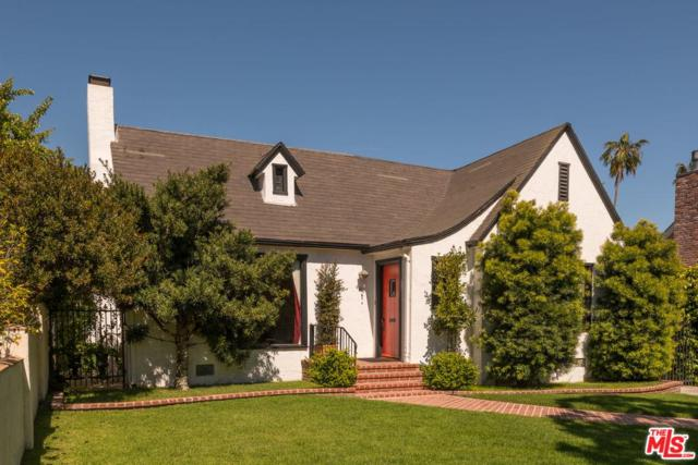 443 Euclid Street, Santa Monica, CA 90402 (#19457398) :: Golden Palm Properties