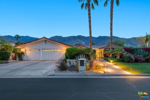 1005 Andreas Palms Drive, Palm Springs, CA 92264 (#19457460PS) :: Paris and Connor MacIvor