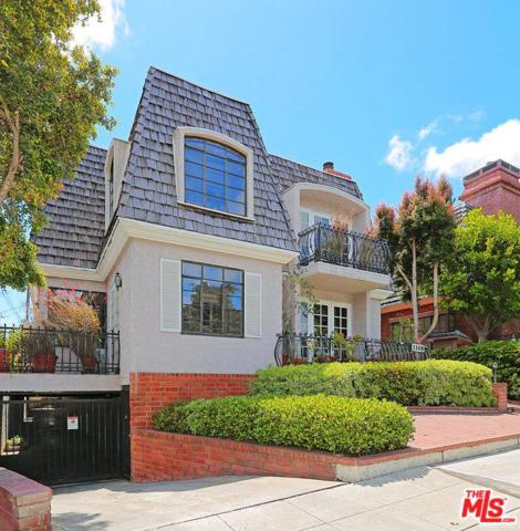 1148 Chelsea Avenue #3, Santa Monica, CA 90403 (#19457800) :: Golden Palm Properties