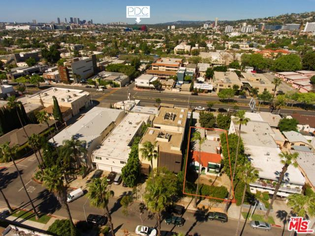 1019 N Orange Grove Avenue, West Hollywood, CA 90046 (#19457702) :: Golden Palm Properties