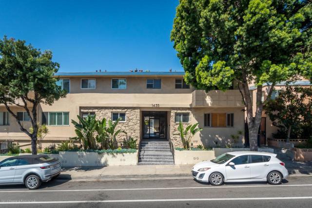 1435 N Fairfax Avenue #7, West Hollywood, CA 90069 (#819001788) :: Golden Palm Properties