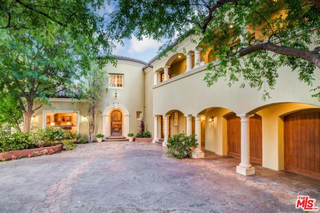 18414 Corazon Circle, Tarzana, CA 91356 (#19452950) :: Golden Palm Properties