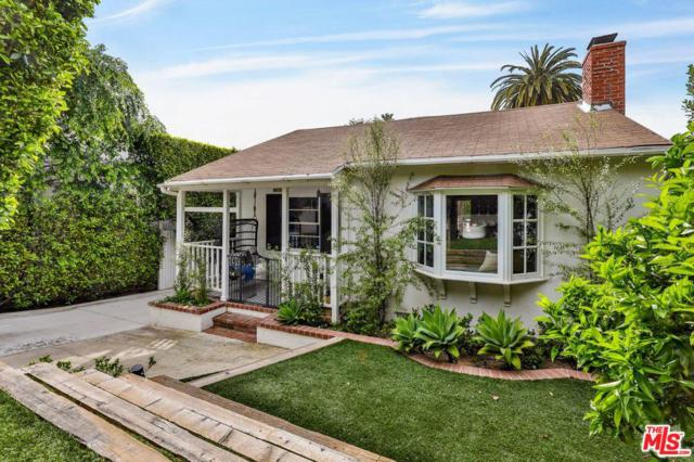 815 Haverford Avenue, Pacific Palisades, CA 90272 (#19456010) :: Paris and Connor MacIvor