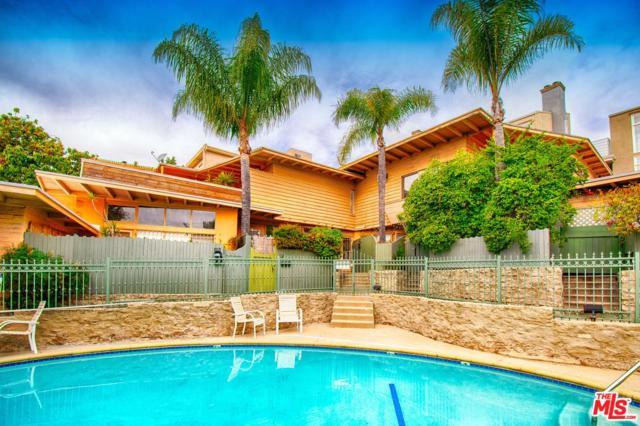 1127 Horn Avenue, West Hollywood, CA 90069 (#19457908) :: Golden Palm Properties