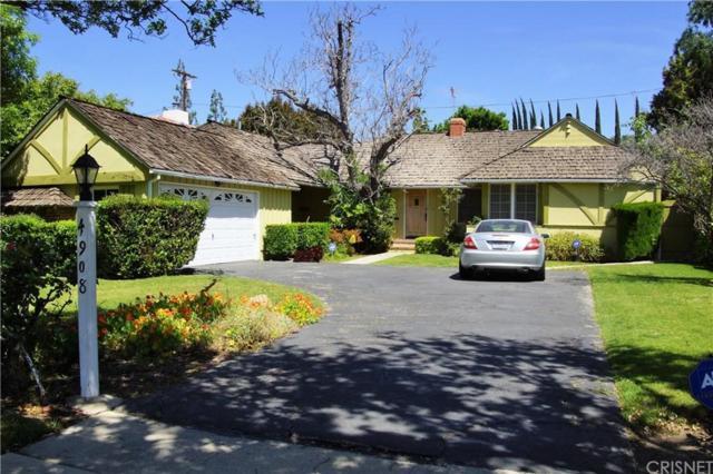 4908 Edgerton Avenue, Encino, CA 91436 (#SR19088819) :: Paris and Connor MacIvor