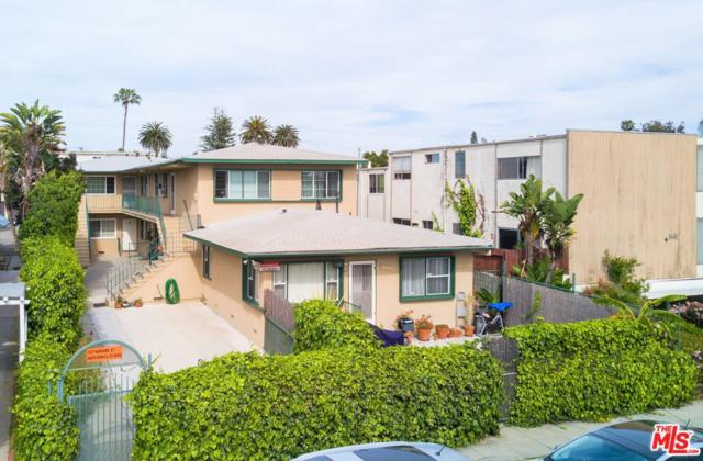 1437 Harvard Street, Santa Monica, CA 90404 (#19456682) :: Golden Palm Properties
