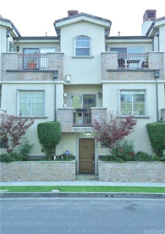 15248 Clark Street #105, Sherman Oaks, CA 91411 (#SR19091355) :: Golden Palm Properties
