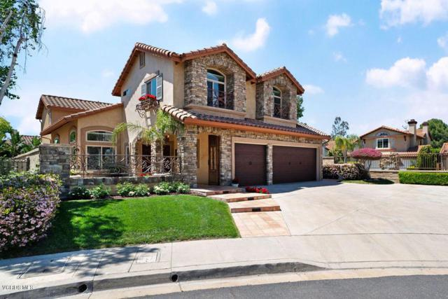 1786 Blossom Court, Thousand Oaks, CA 91320 (#219004695) :: Paris and Connor MacIvor