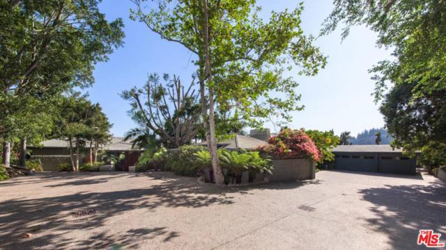 1375 Beverly Estates Drive, Beverly Hills, CA 90210 (#19456728) :: Golden Palm Properties