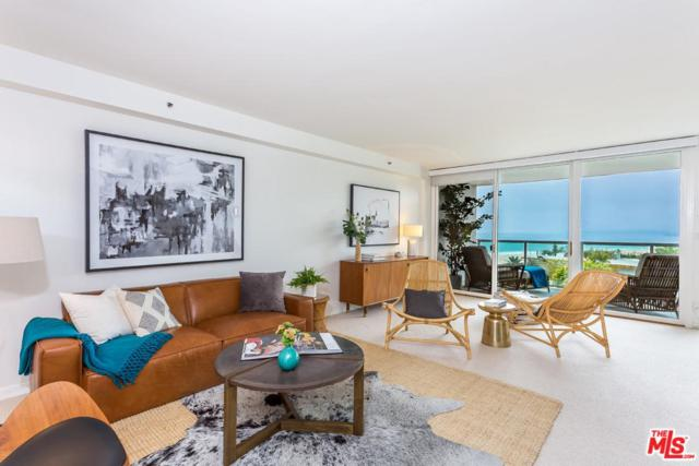 101 Ocean Avenue D302, Santa Monica, CA 90402 (#19457884) :: Golden Palm Properties
