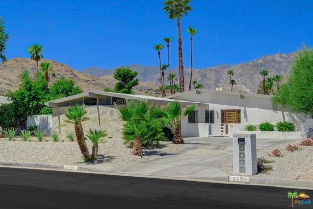 2121 S Broadmoor Drive, Palm Springs, CA 92264 (#19457994PS) :: The Agency