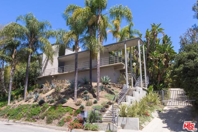 1136 San Ysidro Drive, Beverly Hills, CA 90210 (#19457410) :: Golden Palm Properties