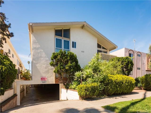 1122 9TH Street, Santa Monica, CA 90403 (#SR19092041) :: Golden Palm Properties